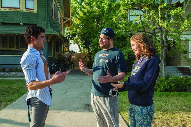 Seth Rogen: The family man