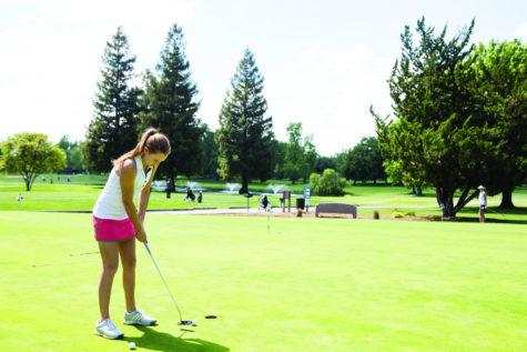 Men's golf team finishes fourth at Sacramento State Invitational