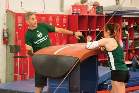 Gymnastics coach takes on full-time role at Sac State