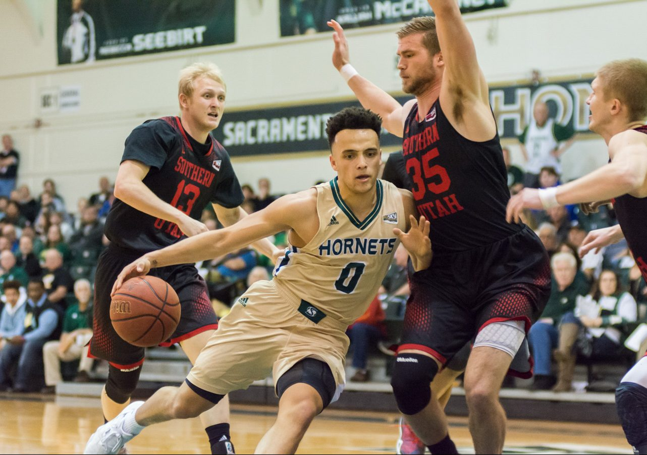Men's basketball team knocks out Idaho State in Big Sky ...