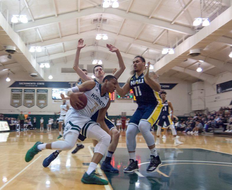 The State Hornet : Men's basketball team struggles to ...