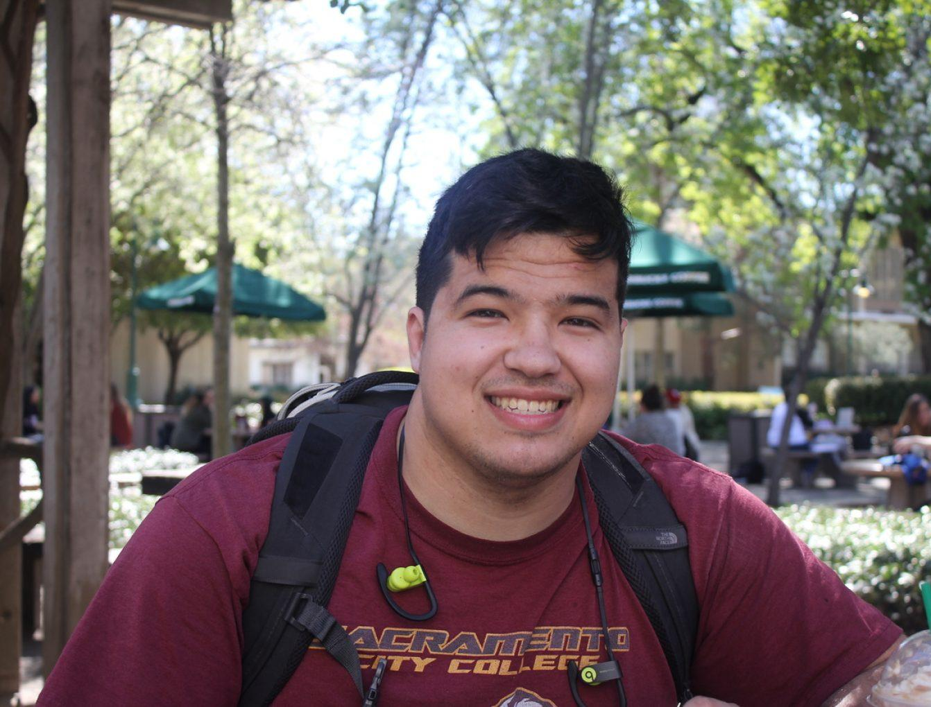 """Max Tsutsui (Humanities and Religious studies): """"It's optional. You have the week off and anything can happen, but I don't fly out to Florida. I never planned to do big spring break stuff."""""""
