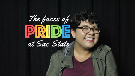 Faces of PRIDE at Sac State