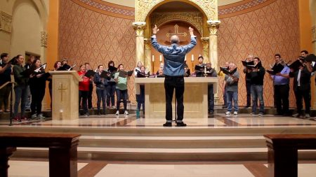 Sac State music director leads choir that has performed for the pope — twice