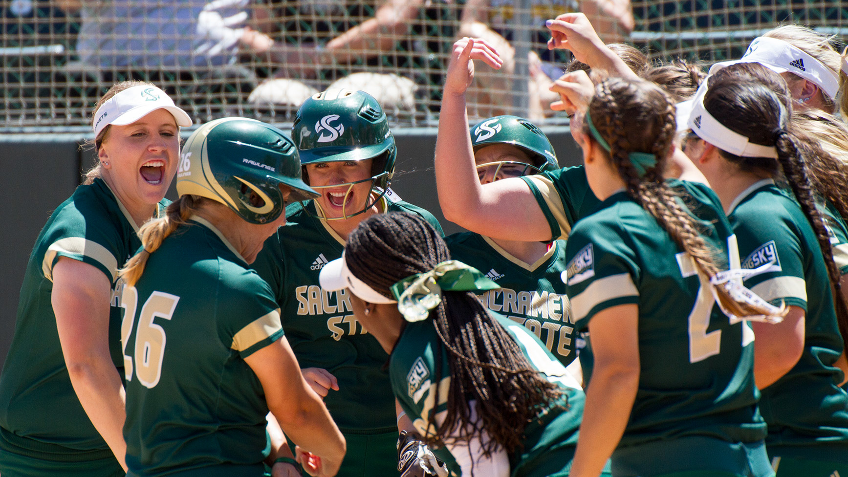 Hornets sweep Northern Colorado, move up to 4th place in Big Sky