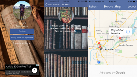 Alumnus launches new book trading app to help students save money