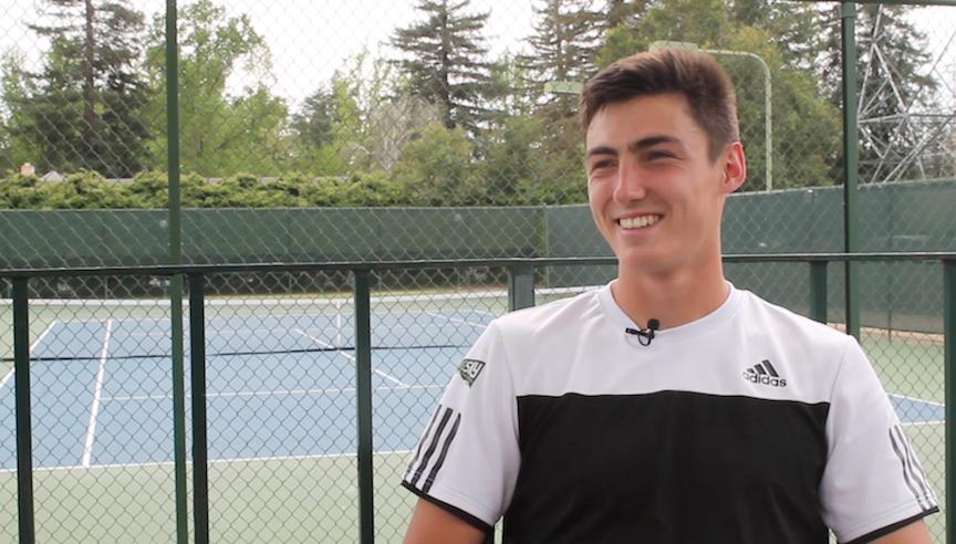 Sac State men's tennis team built on diversity