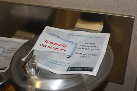 Lead testing results put on hold