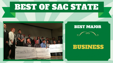 Business voted 'Best Major' at Sac State
