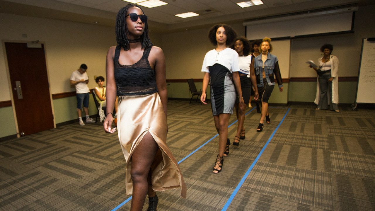 Student Fashion Association prepares for upcoming show at Golden 1 Center