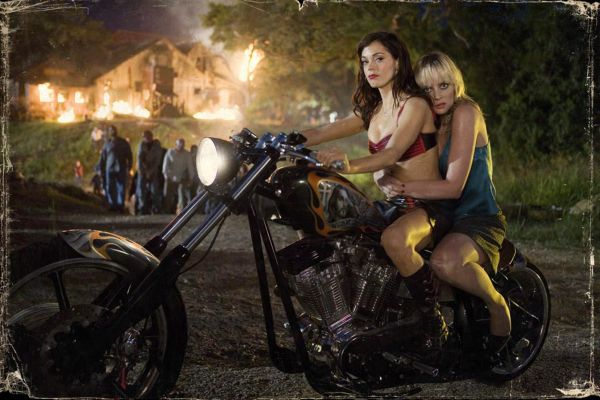 Rose McGowan and Marley Shelton star in
