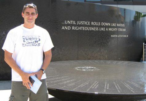 Assistant Government Professor James DeShaw Rae:Photo courtesy James DeShaw Rae