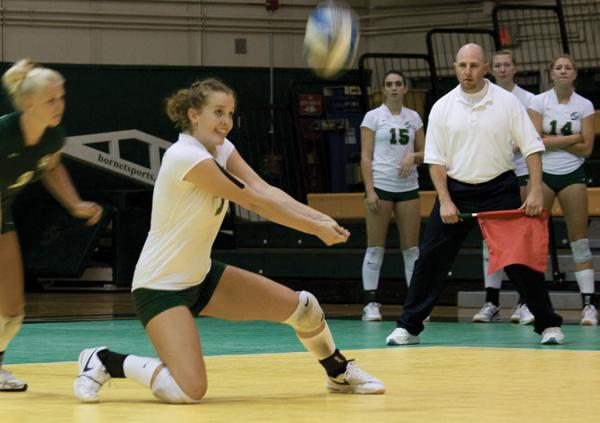 Title IX volleyball:The Obama administration is attempting to close a loophole in Title IX, which is designed to provide equal funding for NCAA men?s and women?s sports.:File Photo