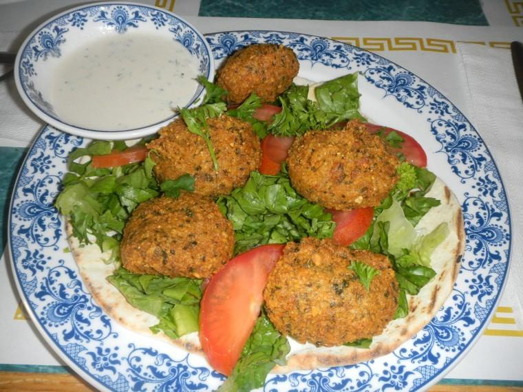 Falafel is one of Fresh Medi's most popular dishes.