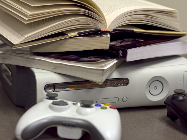 Books offer pleasures unrivaled by modern-day gizmos, gadgets