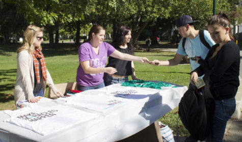 Sorority helps brings awareness to ovarian cancer