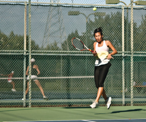 Sac State women's tennis aces on court and in classroom