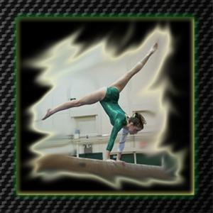 Gymnastics graphic