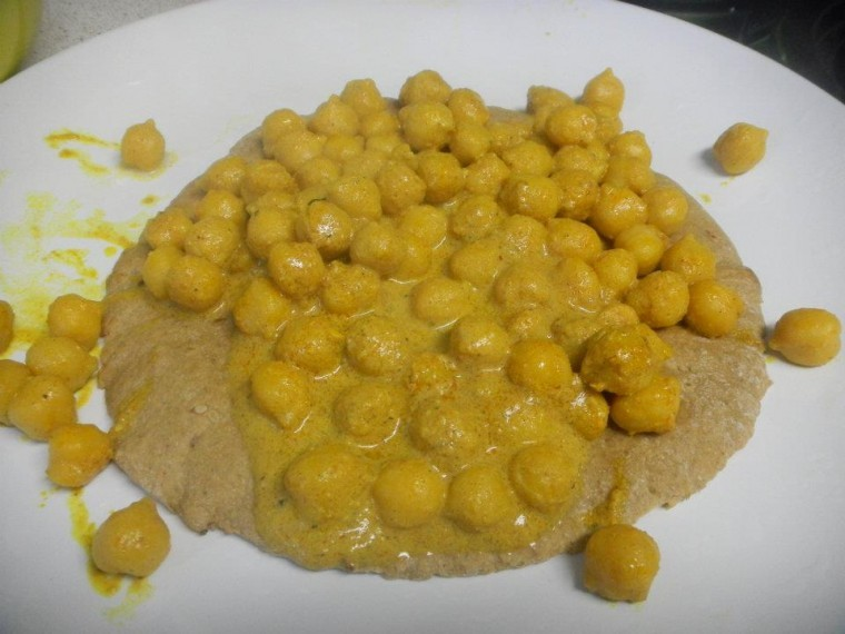 how to make roasted chana at home
