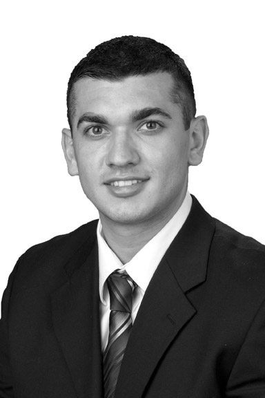 Hornets junior guard Jordan Estrada
