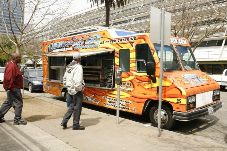 Food trucks are already a presence in downtown and midtown Sacramento.