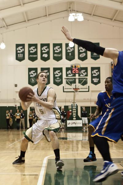 Freshman guard Dylan Garrity was named Big Sky Freshman of the Year. His 6.9 assists per game were good for sixth in Div. I.