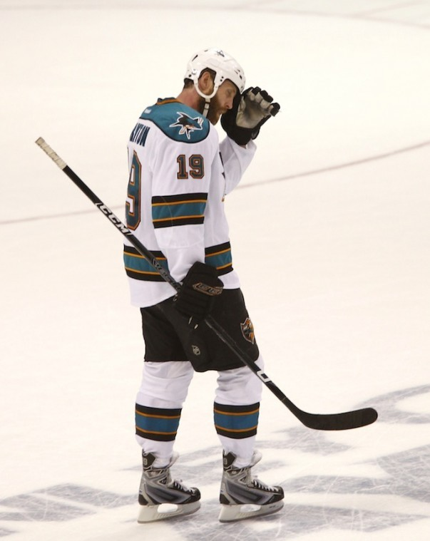 San Jose Sharks star Joe Thornton may be the target of trade talks this offseason. Getting rid of him, though, would be a huge mistake for San Jose both in terms of business and play on the ice.