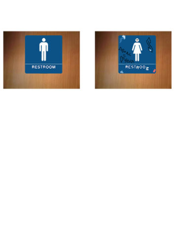 Bathrooms on campus a focus for improvement