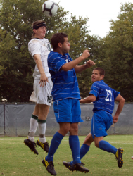 Kasey Cox received too many head injuries, ultimately ending his soccer career in just his sophomore year at Sac State.