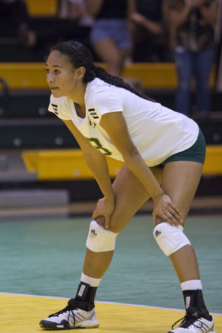 Volleyball makes it five consecutive losses as it drops to North Dakota