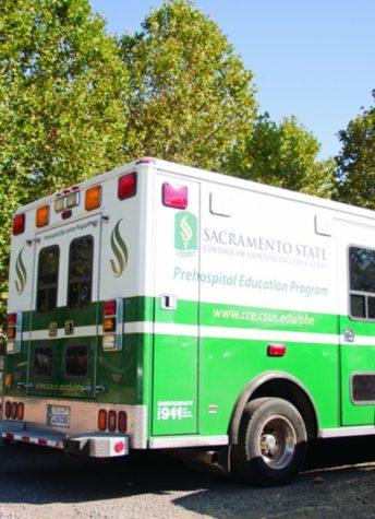CSUS Makes EMTs