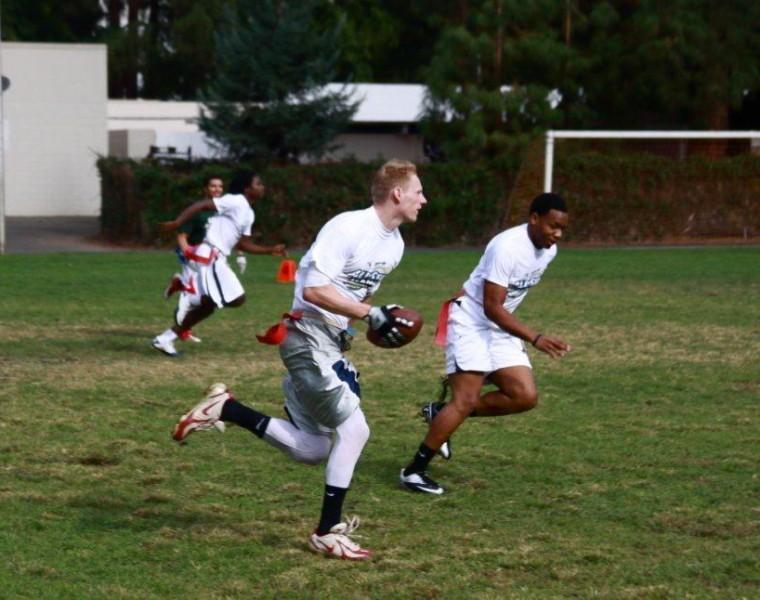 The Well holds biggest intramural event at Hornet Stadium
