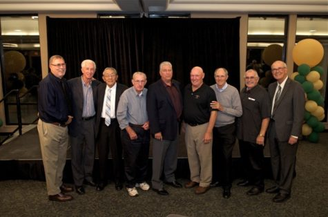Sac State honors men's basketball alumni