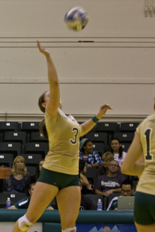 Volleyball picks up the pace as postseason approaches