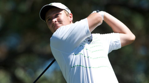 William leads men's golf to a ninth-place finish