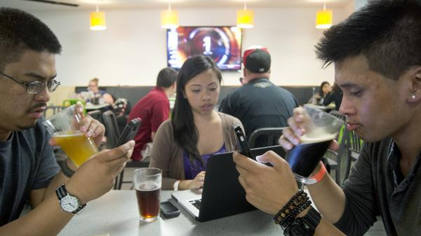 No two things bring people together quite like beer and technology.