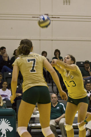 Volleyball needs a win tonight for postseason acceptance
