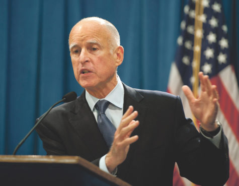 Gov. Jerry Brown pushed for the passage of Proposition 30 in order to save the California State University system and other schools throughout the state of California.