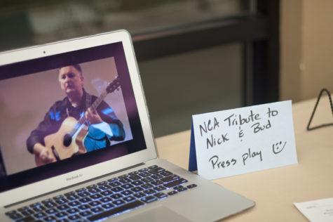 Memorial held in remembrance for communication studies professor Nick Trujillo