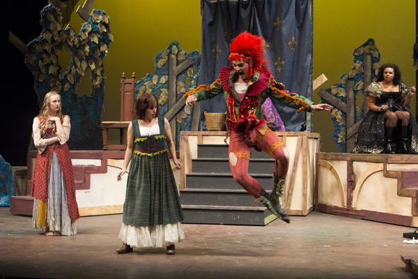 "Sacramento State's production of ""Robin Hood"" runs through Dec. 9. Tickets range in price from $5 to $12."