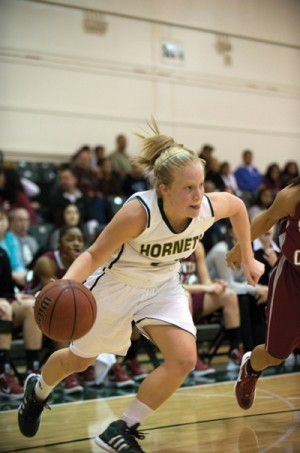 Moreno lifts Hornets over rival UC Davis