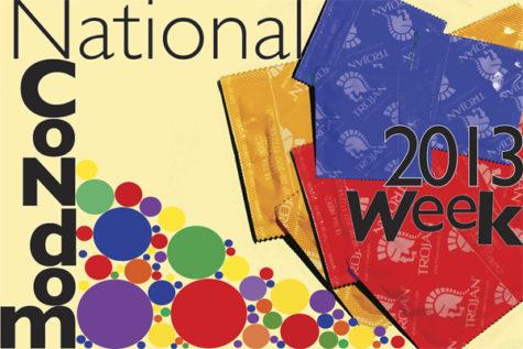 National Condom Week raises sexual health awareness on campus