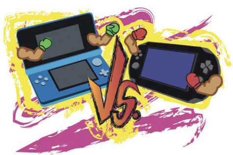 Handheld system throwdown