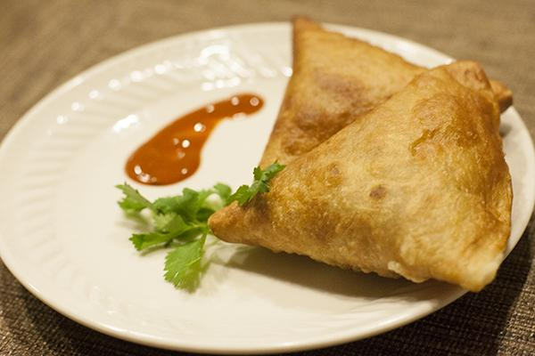 These Mexican-infused samosas are sure to be an Oscar winner at any party.
