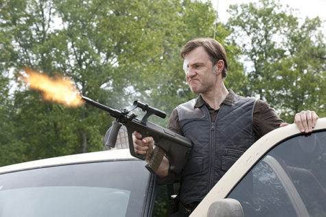 The Governor (David Morrissey) - The Walking Dead - Season 3, Episode 10
