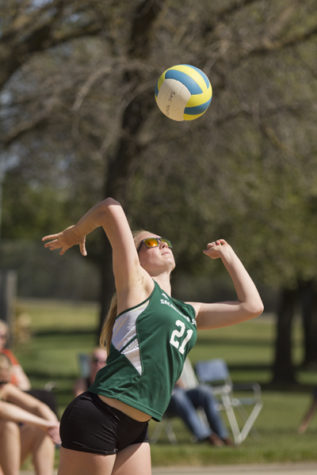 Hornets end inaugural sand volleyball season with 2-6 record
