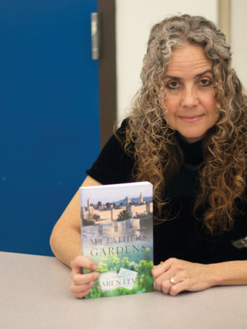 "Sac State professor authors book titled ""My Father's Garden"""