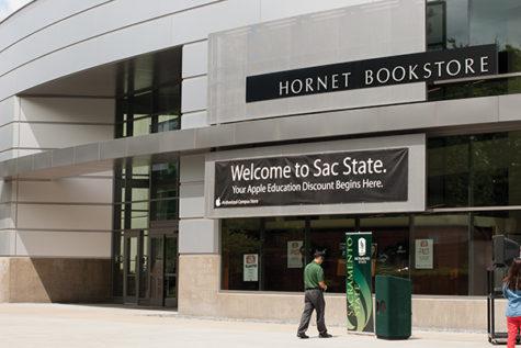 Sacramento state bookstore has a spring sale.