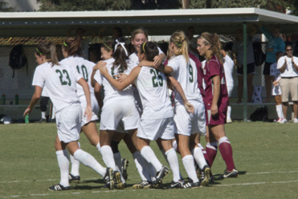 Look out for big plays from No. 25, Raylene Larot, and the rest of the Sacramento State women's soccer team this season as they try and make the Big Sky Tournament.