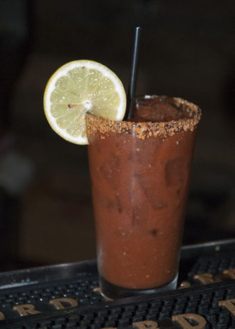 The Bloody Mary from Pour House ranked No. 2 nationally for its mix in 2012.